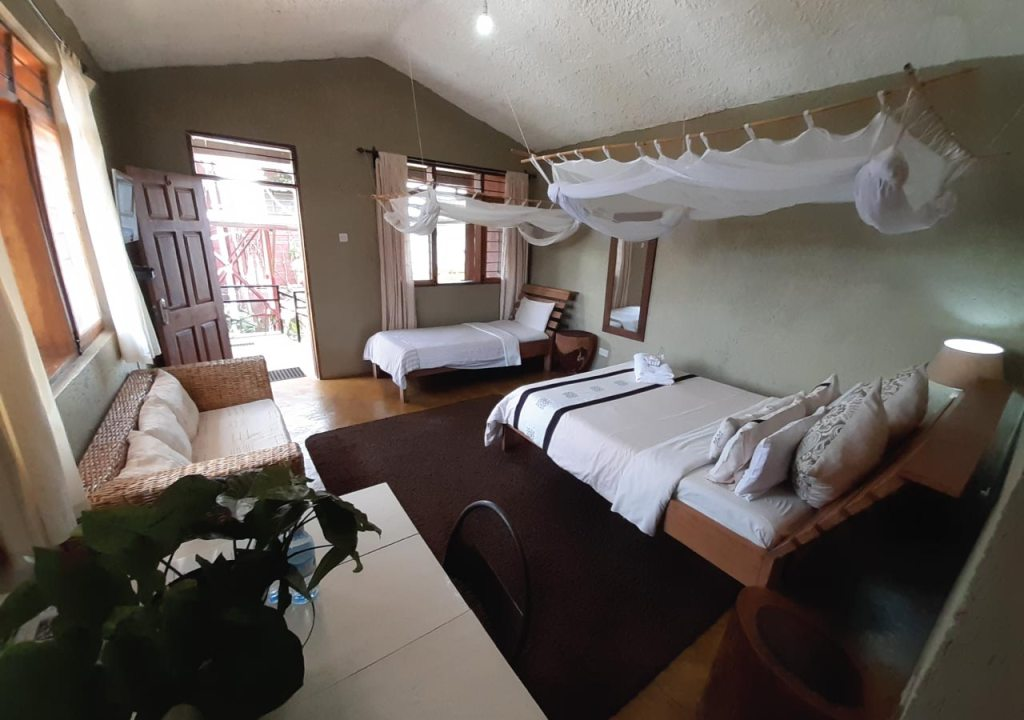 Gately On Nile Lakeside Cottage Family Rooms
