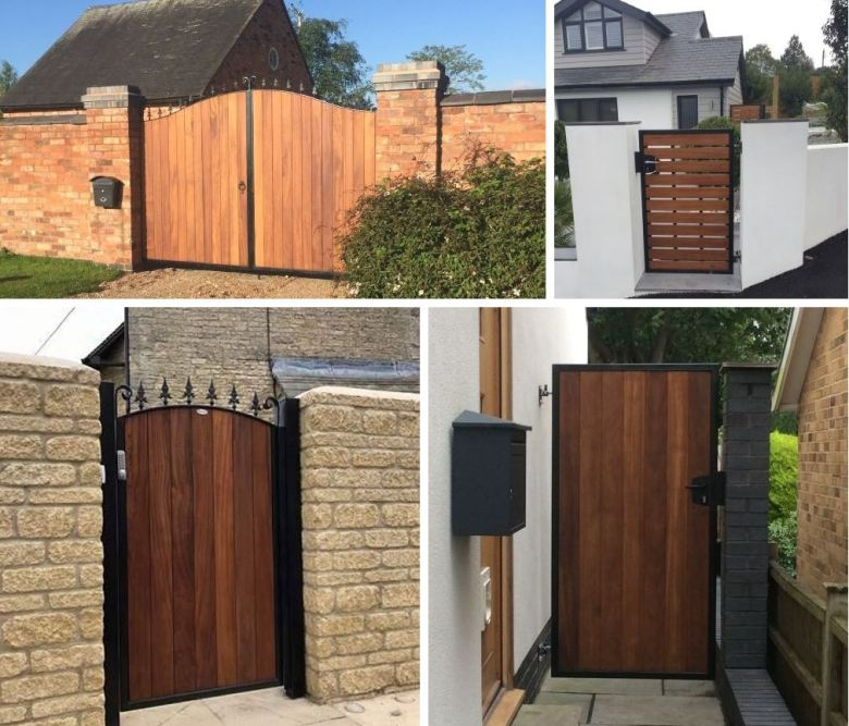 gate designs and ideas