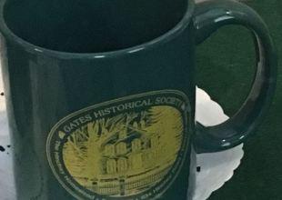 Thumbnail for the post titled: Gates Historical Society Mug