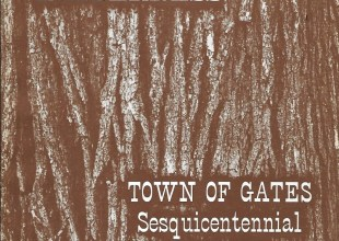 Thumbnail for the post titled: From the Wilderness: Town of Gates Sesquicentennial, 1813-1963