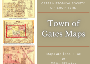 Thumbnail for the post titled: Gates Maps Collection