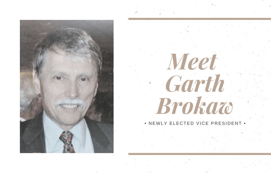 GHS Board Announces Election of Garth Brokaw as Vice President