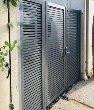 , Aluminum Gate (Rust Free) Installation