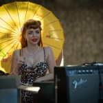 Miss Venice Vintage Pinup contestant