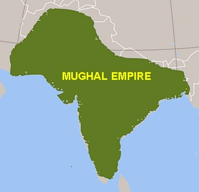 Mughal Empire Mind Map Jkkumarsrs