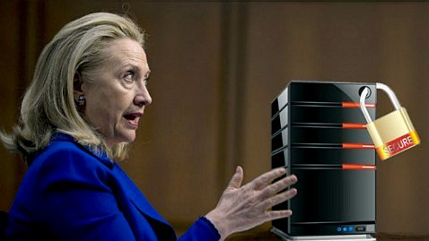 Image result for where washillary clinton server located?