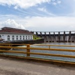 Panama Canal Gatun Locks