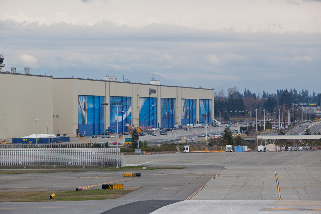 A Day at Paine Field (Everett)
