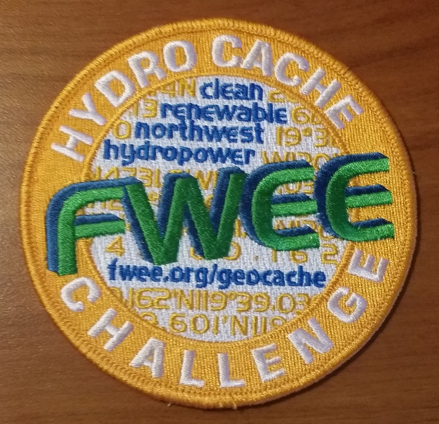 FWEE Hydro Cache Challenge completed