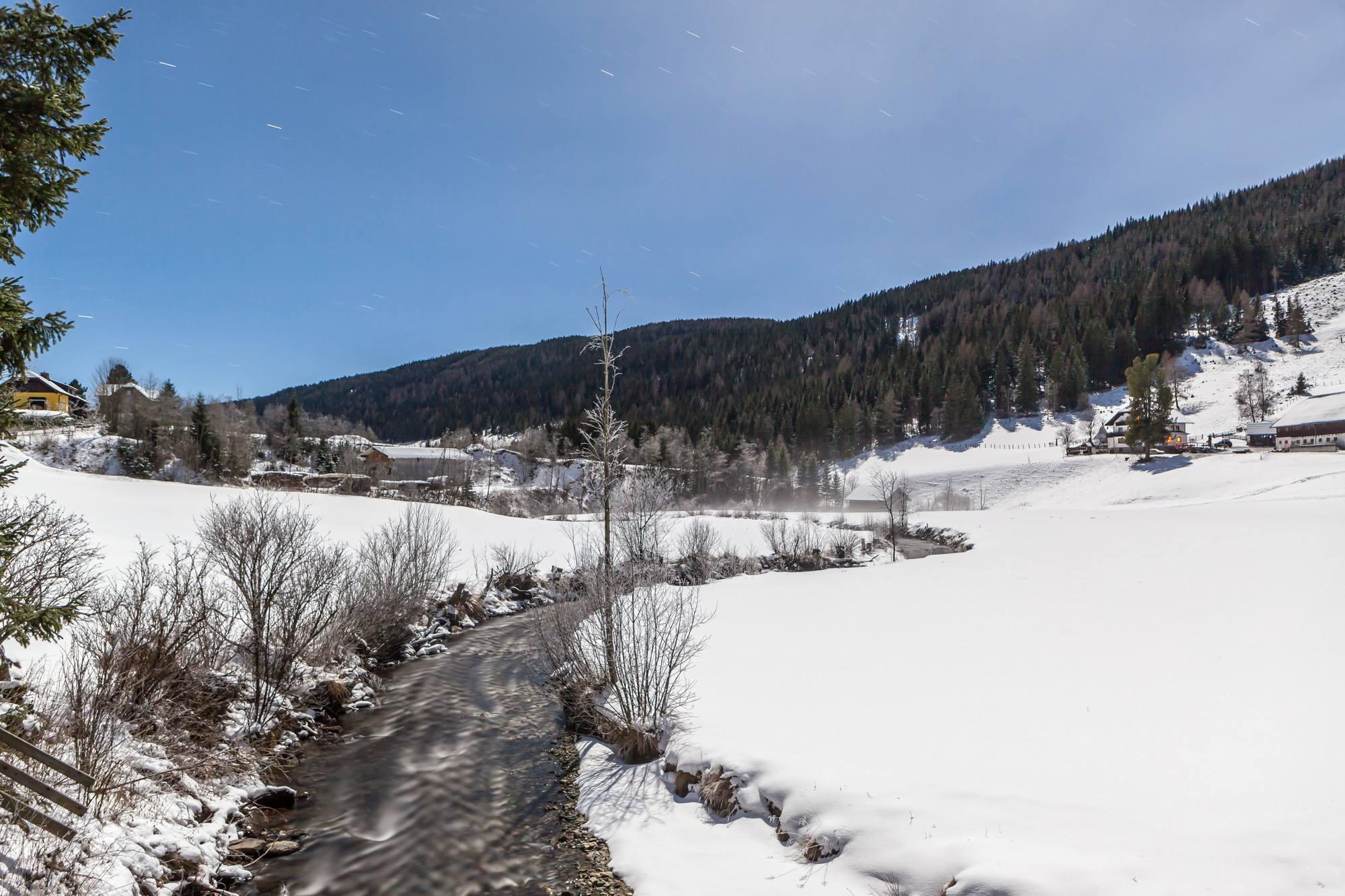 A beautiful day in Austria