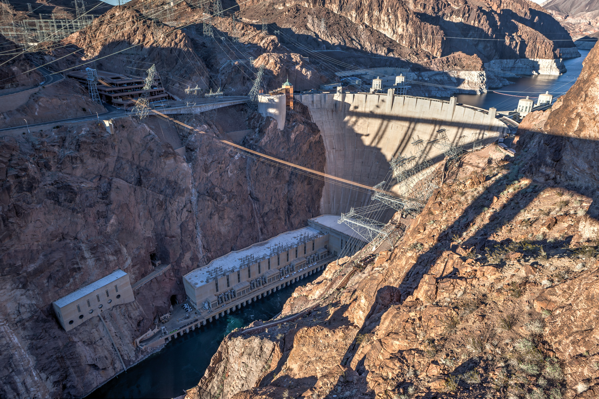Challenge accepted: Hoover Dam Mini GeoTrail