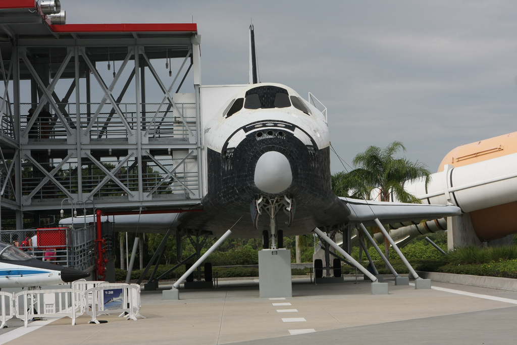 Looking Back at My Visit to the NASA Kennedy Space Center