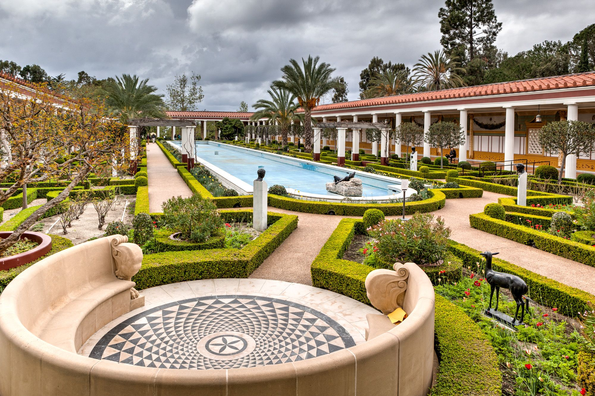 Getty Center and Getty Villa a must see if you are in Los Angeles