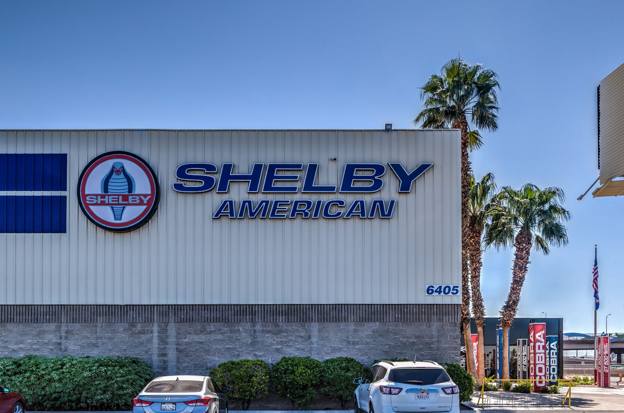 Shelby American Inc. and Carroll Shelby Heritage Museum in Las Vegas