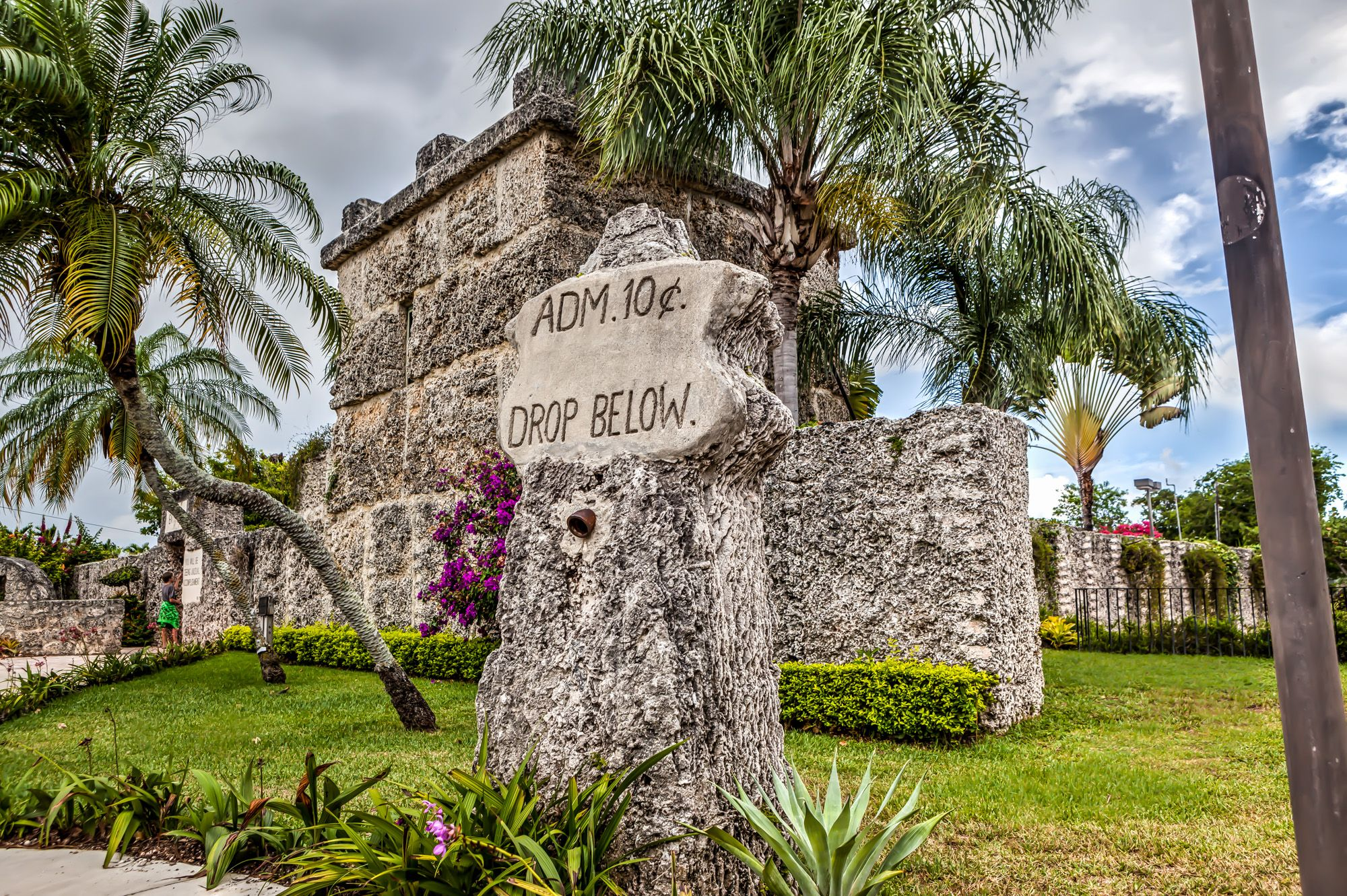 Coral Castle – an unsolved mystery in the Sunshine State