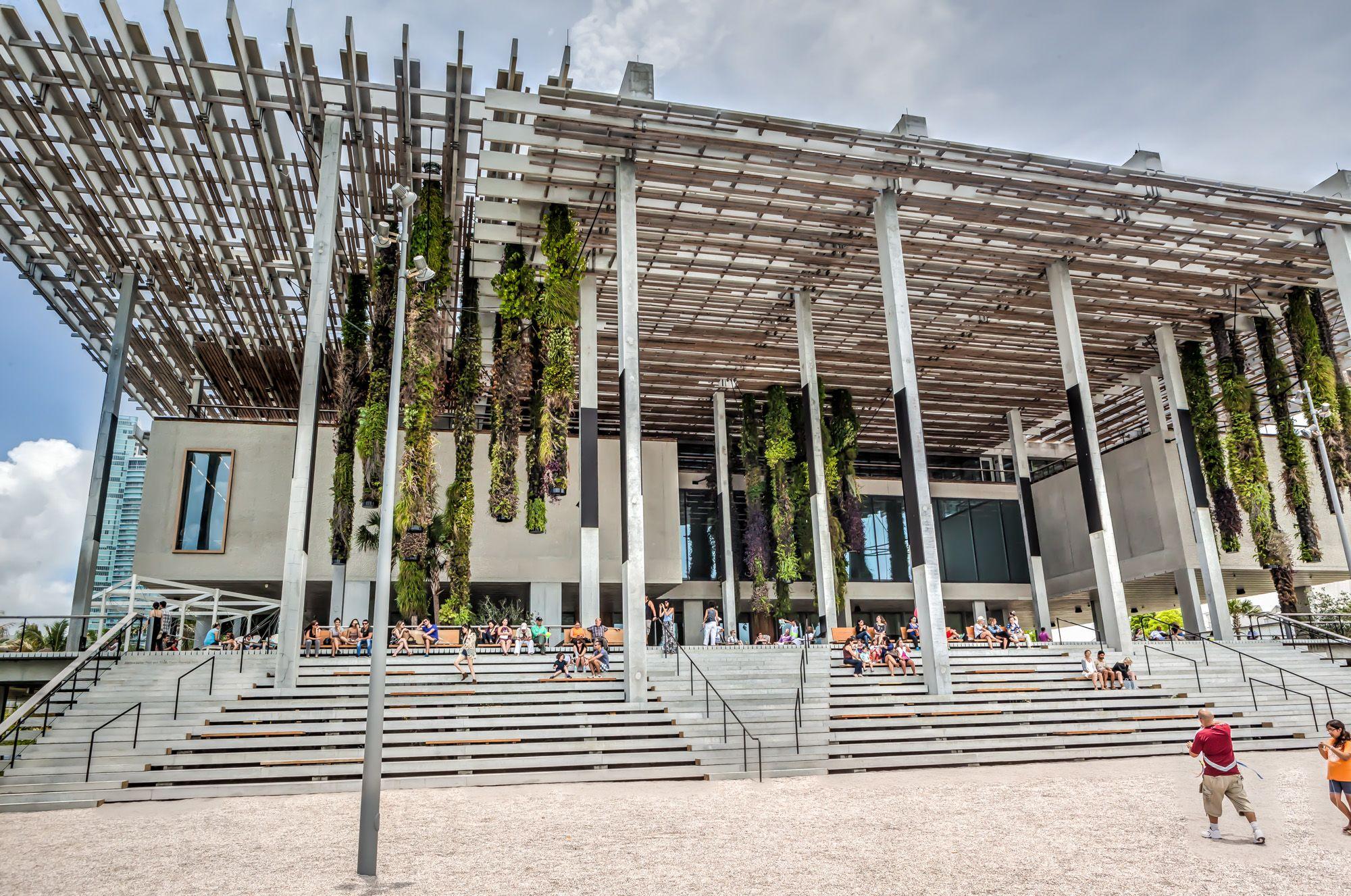 An art-venturous day in Miami