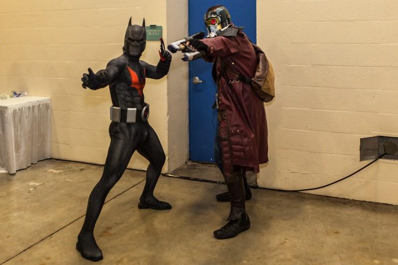 Batman & Starlord