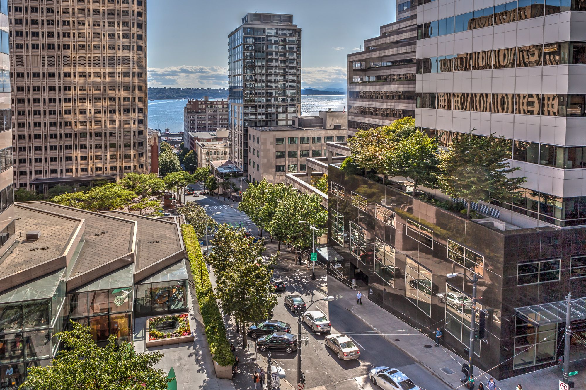 Two Rooftop Gardens In Seattle You Didn T Know Exist
