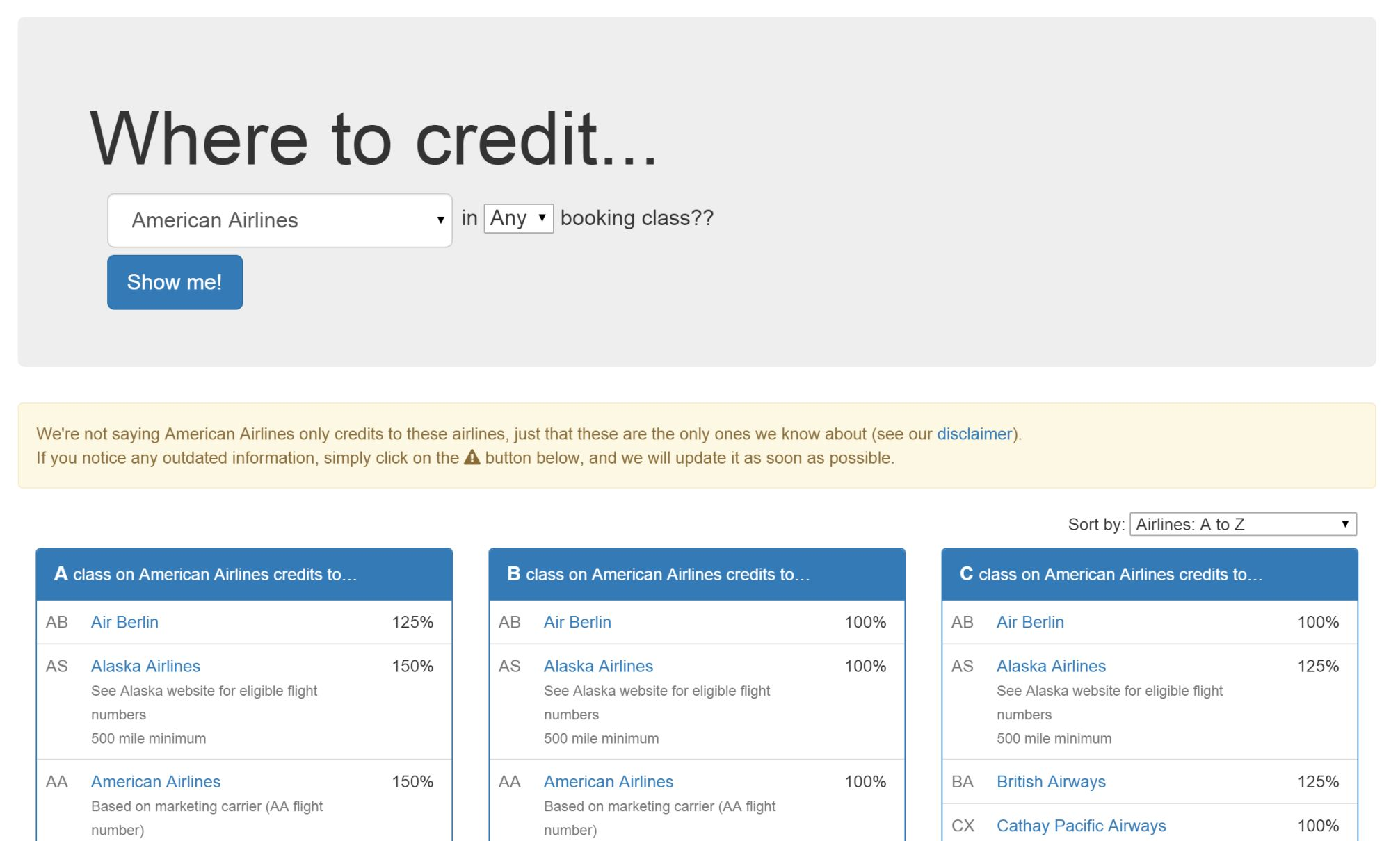 Travel Tip of the Week: Where to credit your miles to