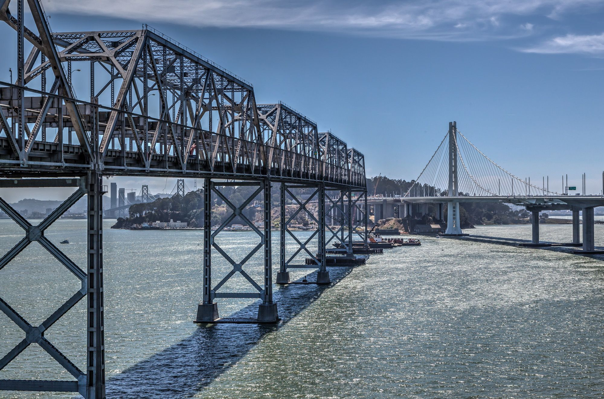 I Bet You Didn't Know What's Hiding Under the East Span of the New San Francisco Bay Bridge