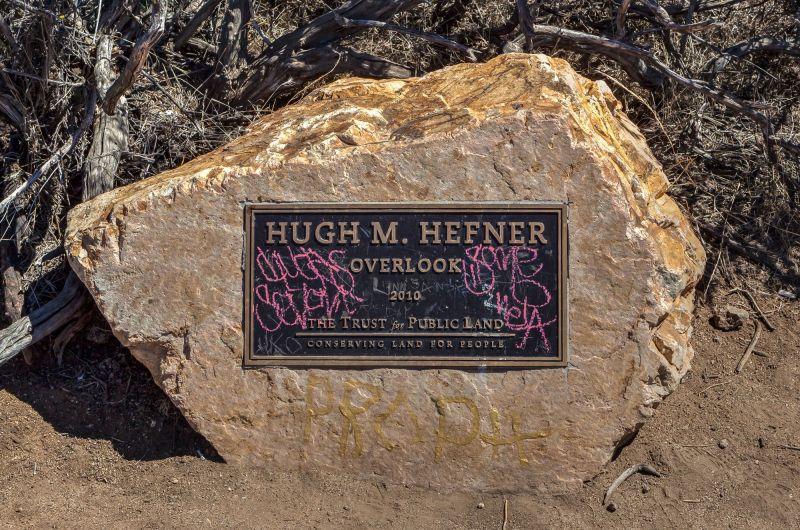 Trail Plaque