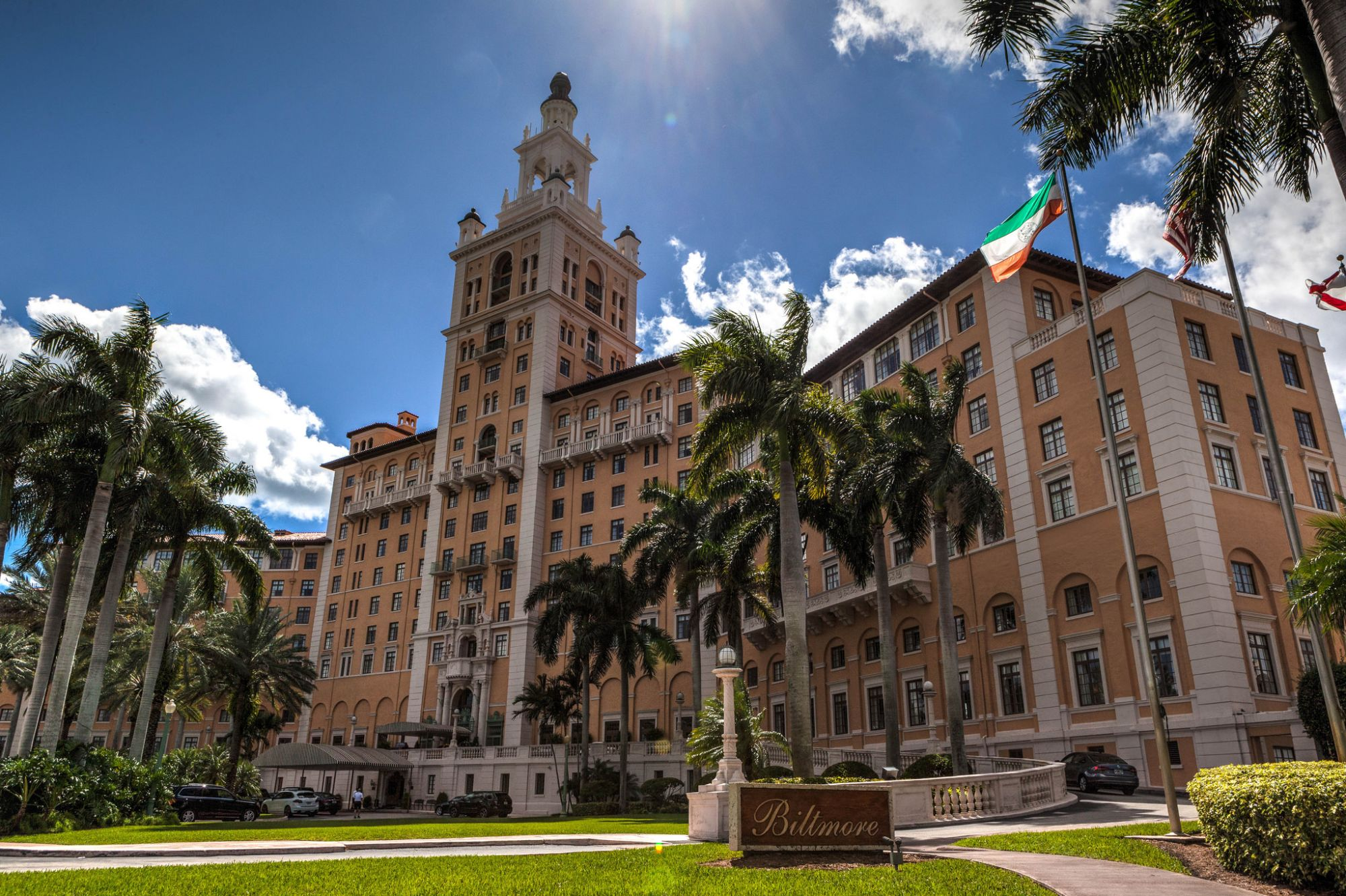 Visit the Biltmore Hotel in Coral Gables and Take a Free Tour
