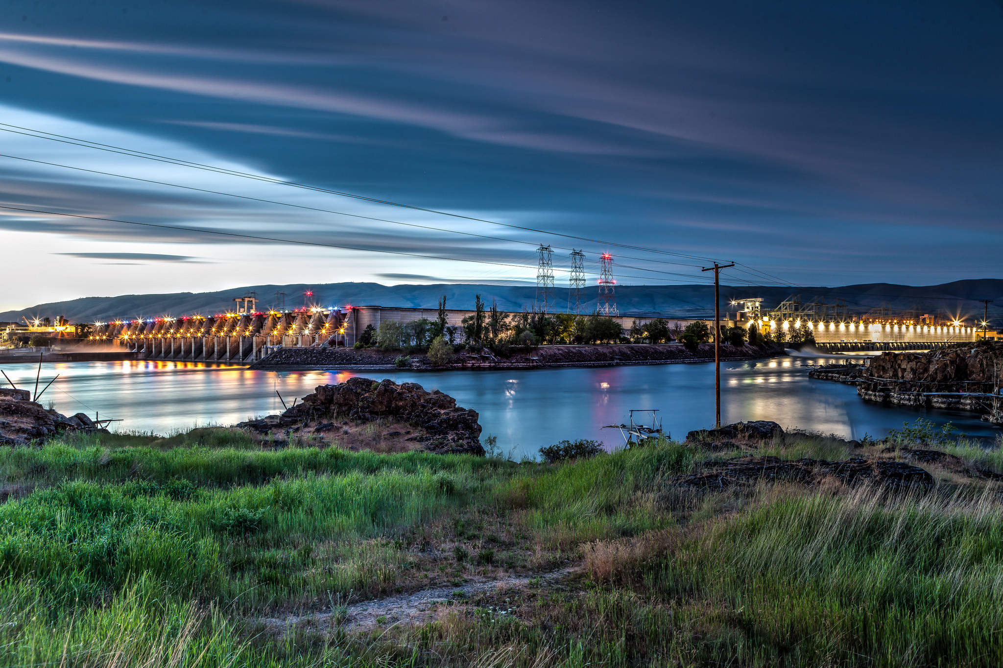 Photo of the Week: The Dalles Dam