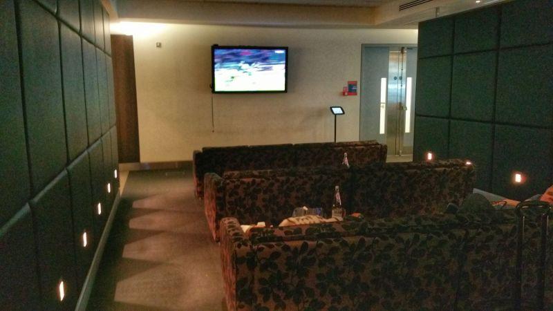 20 seat cinema