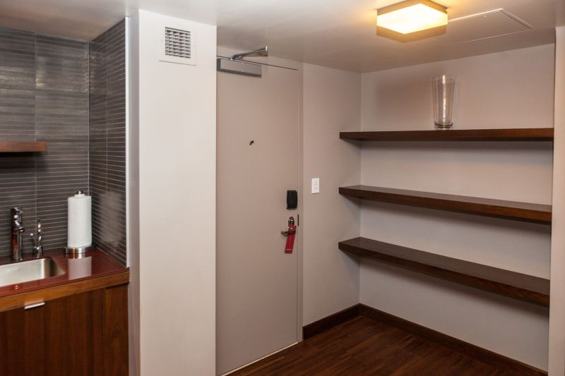 Hospitality Suite - Wet Bar with Kitchenette and Butler Access