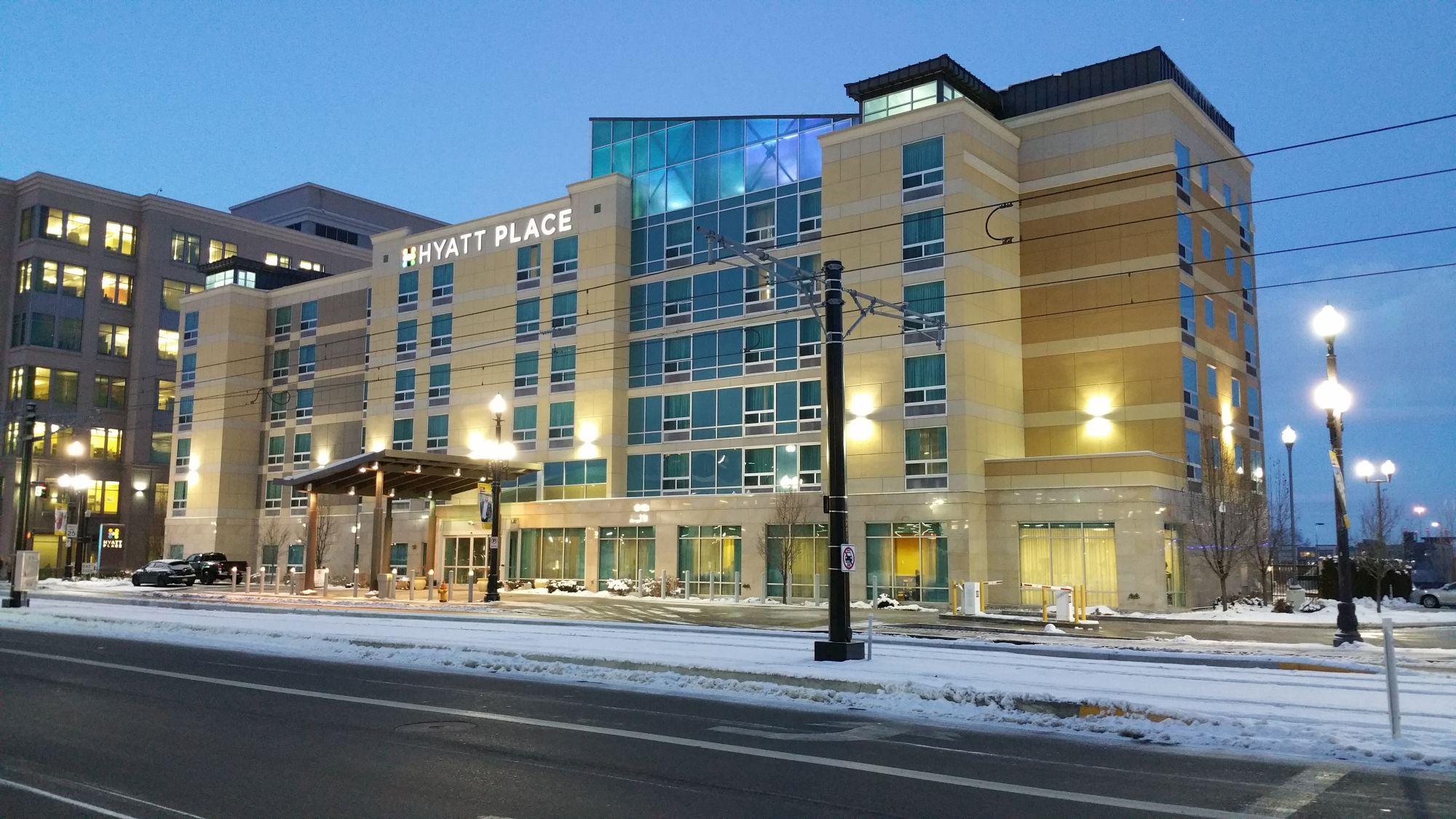 Hyatt Place Salt Lake City/Downtown/The Gateway