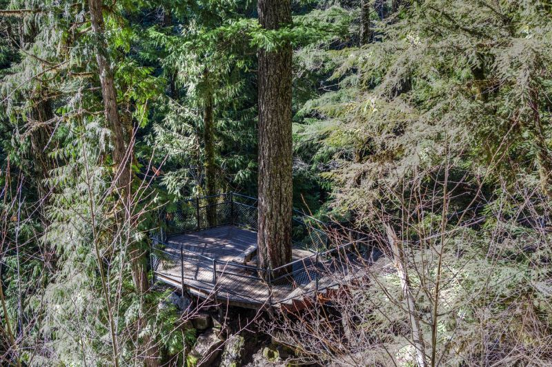 Toketee Falls Trailhead