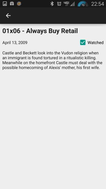 Episode Details