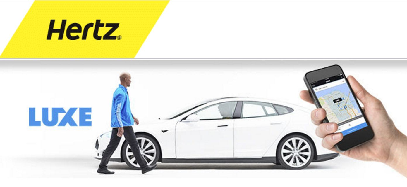 Hertz and Luxe Join Forces – Get Two Free Valet Parks