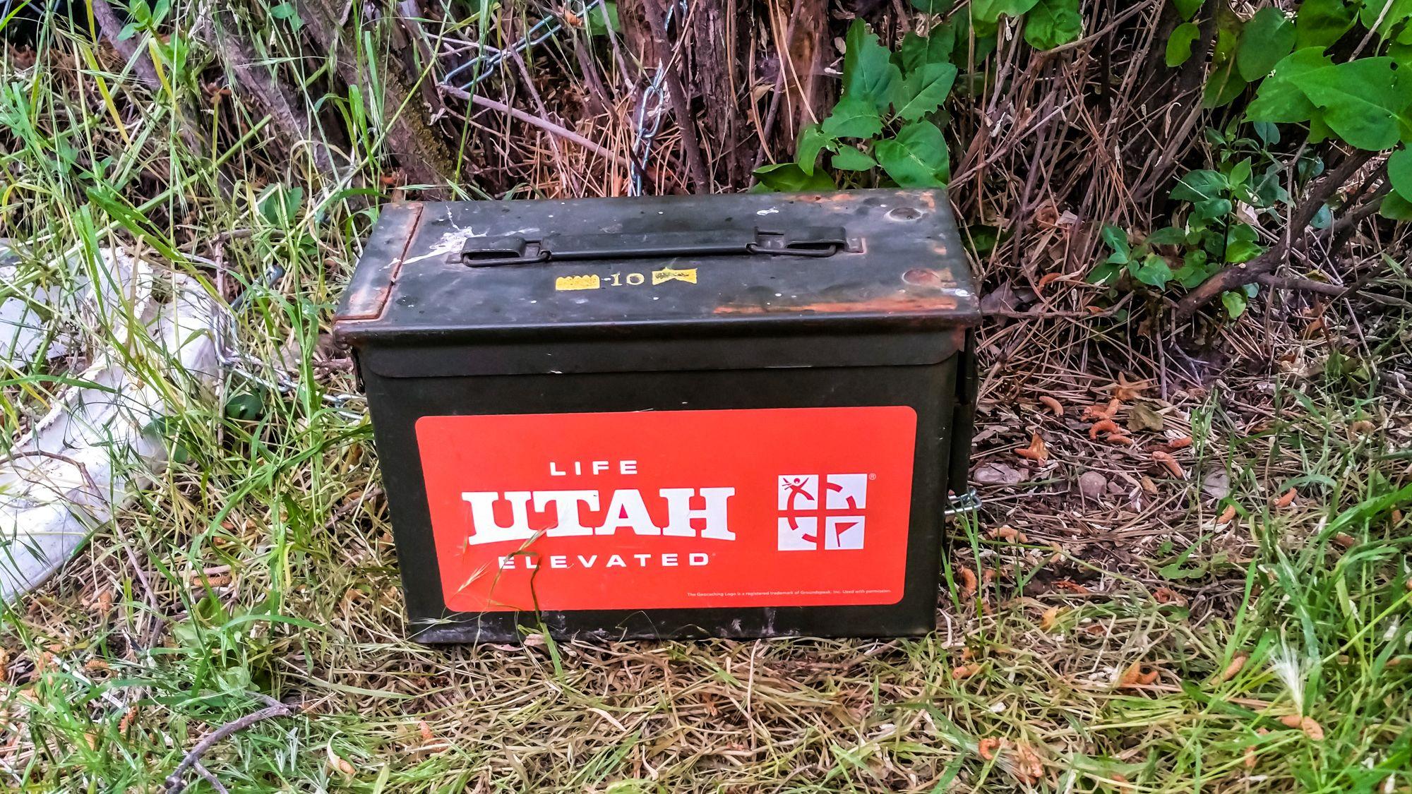Challenge Accepted: Visit Utah GeoTour