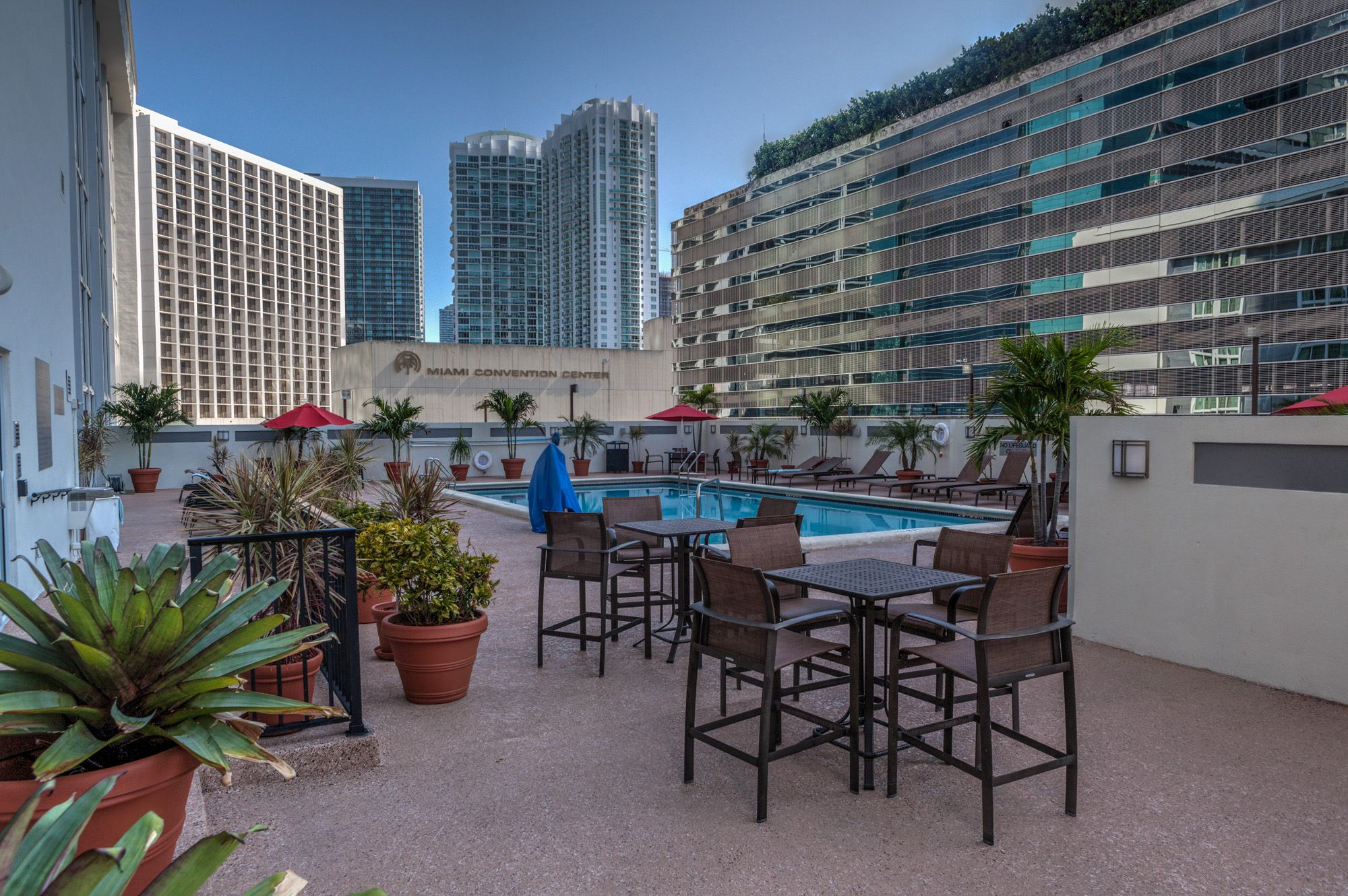 Hotel Review: Marriott Courtyard Miami Downtown/Brickell Area