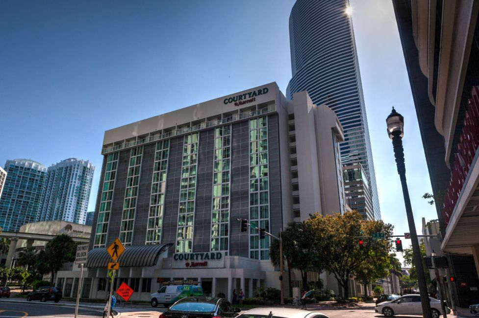 Marriott Courtyard Miami Downtown