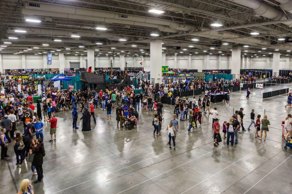 SLC Comic Con