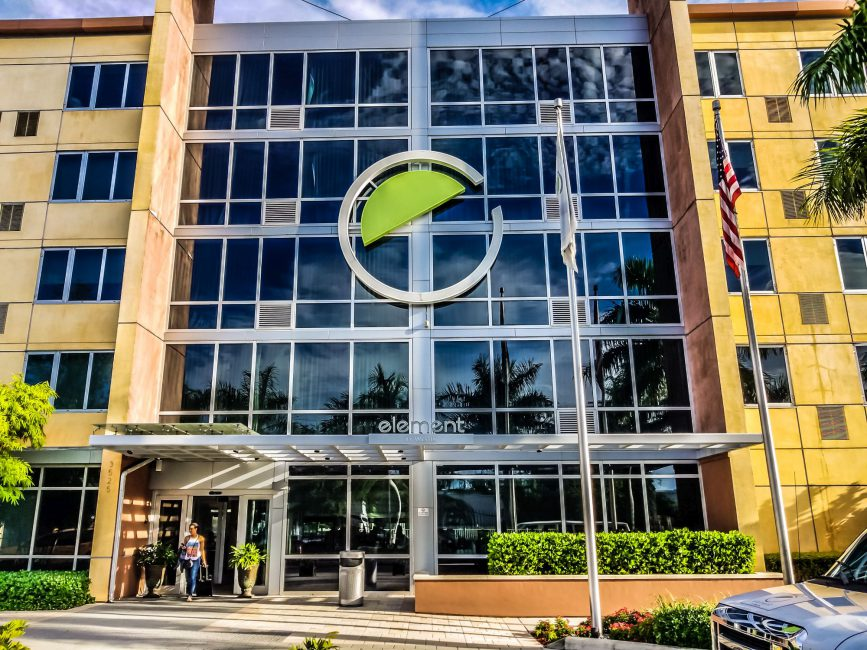 Hotel Review: Element Miami International Airport - Gate to Adventures
