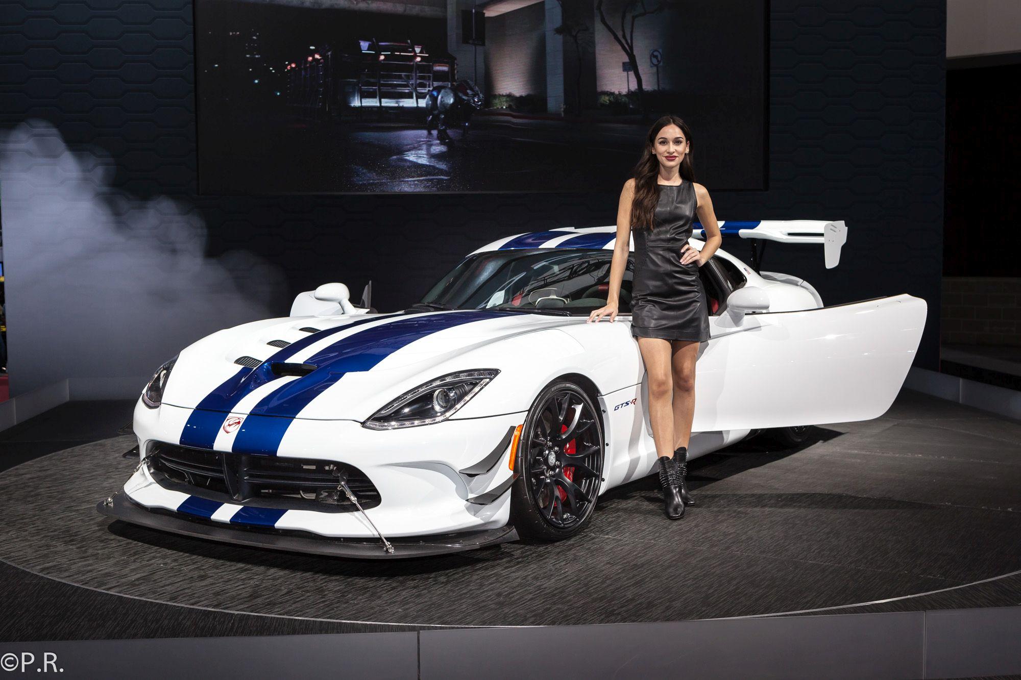 Photo of the Week: Viper GTS-R