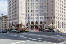 Hotel Intercontinental Mark Hopkins San Francisco