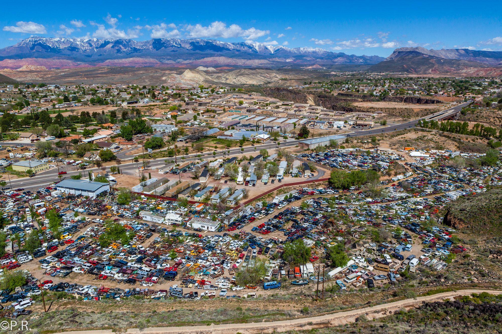 Photo of the Week: Hurricane Junk Yard