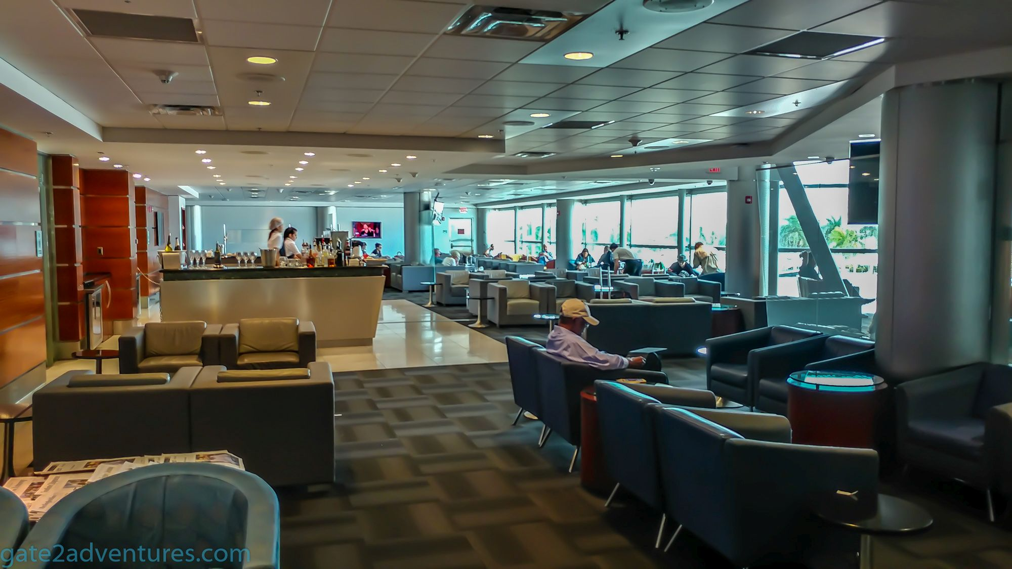 Lounge Review: LATAM VIP Lounge Miami – South Terminal Concourse J