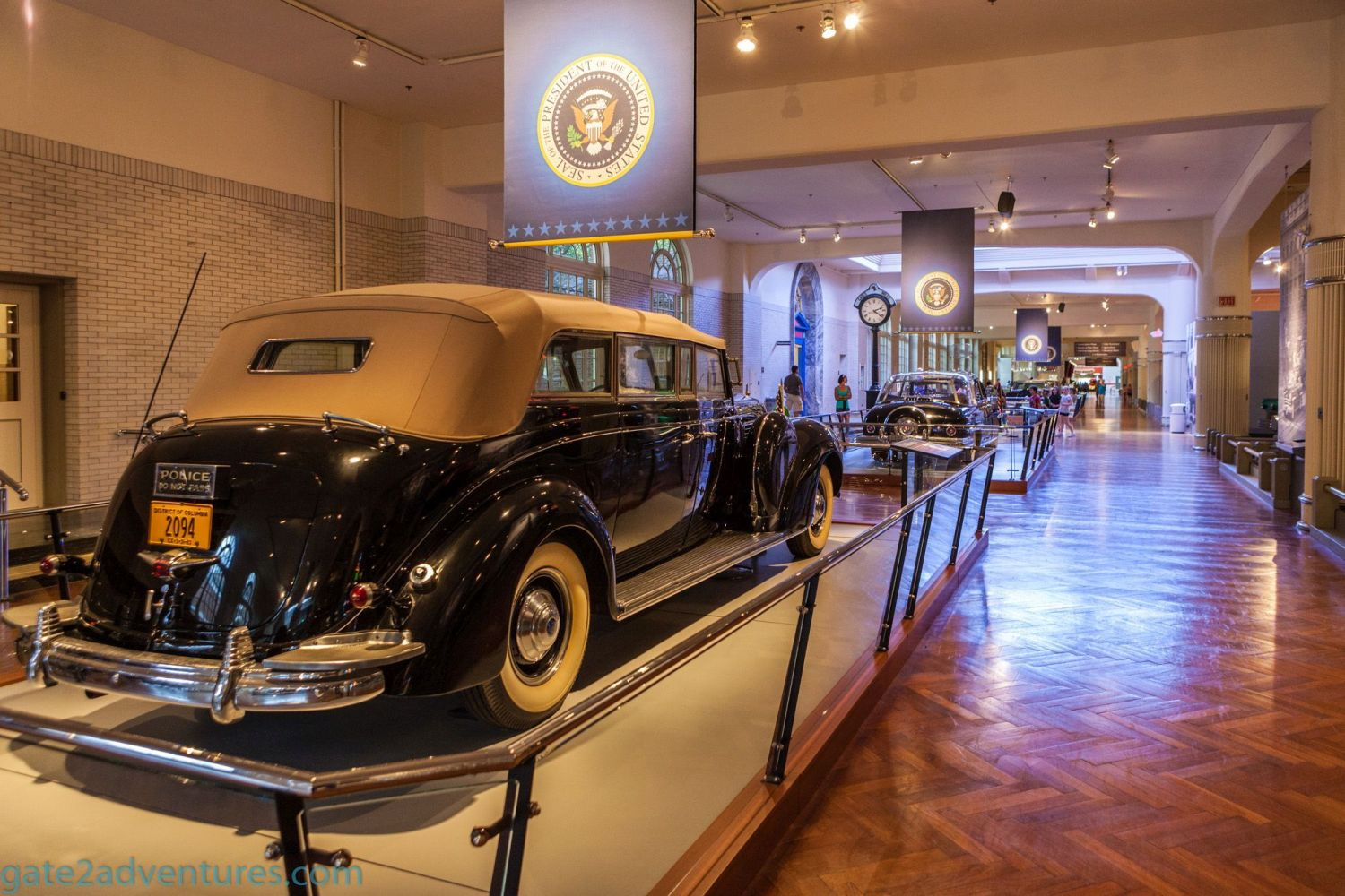 First Car Under 1000 >> The Henry Ford Museum, Rouge Factory Tour and Greenfield Village - Gate to Adventures