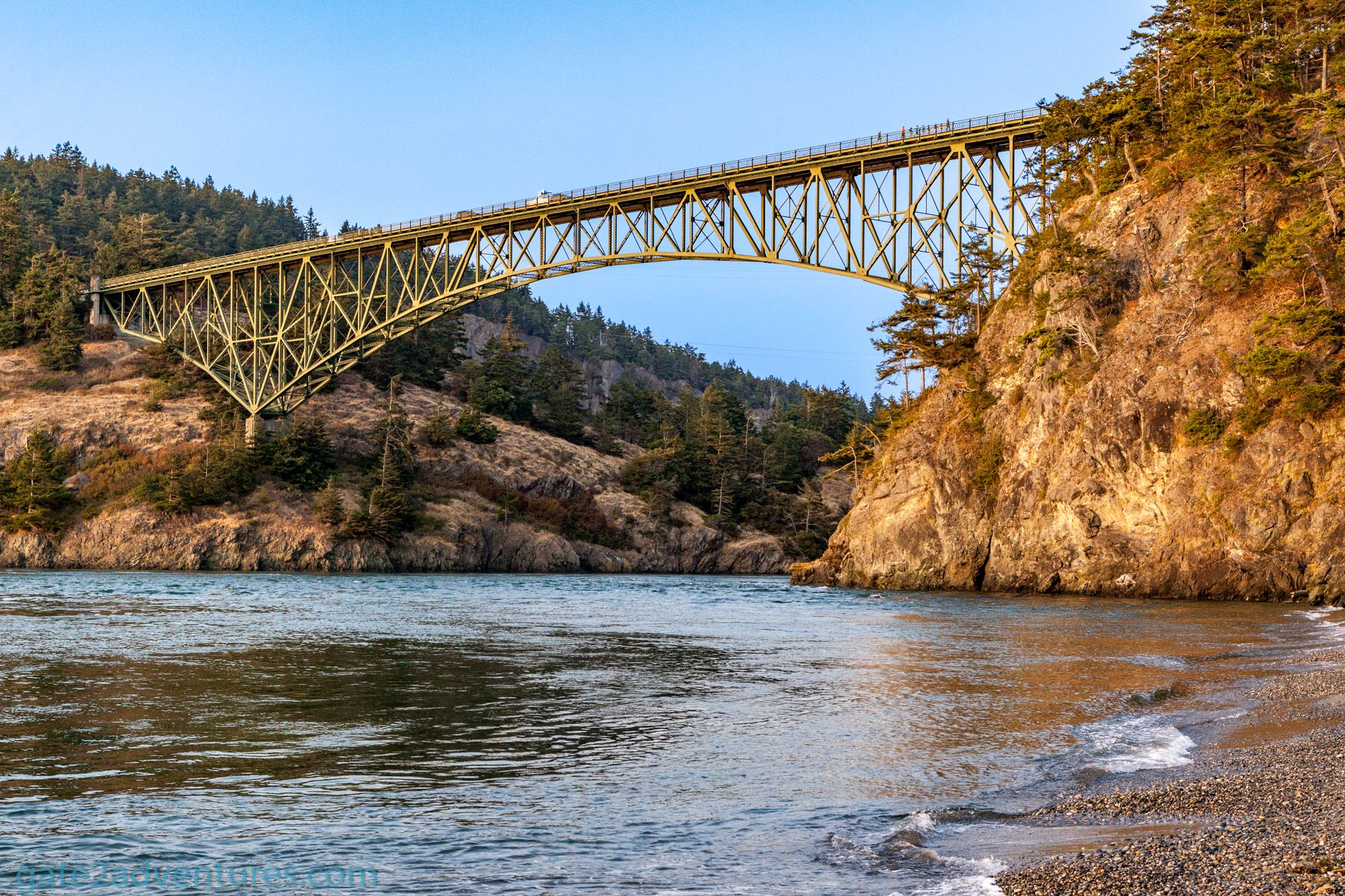 8+ Photos That Will Make You Want to Visit the Deception Pass Bridge
