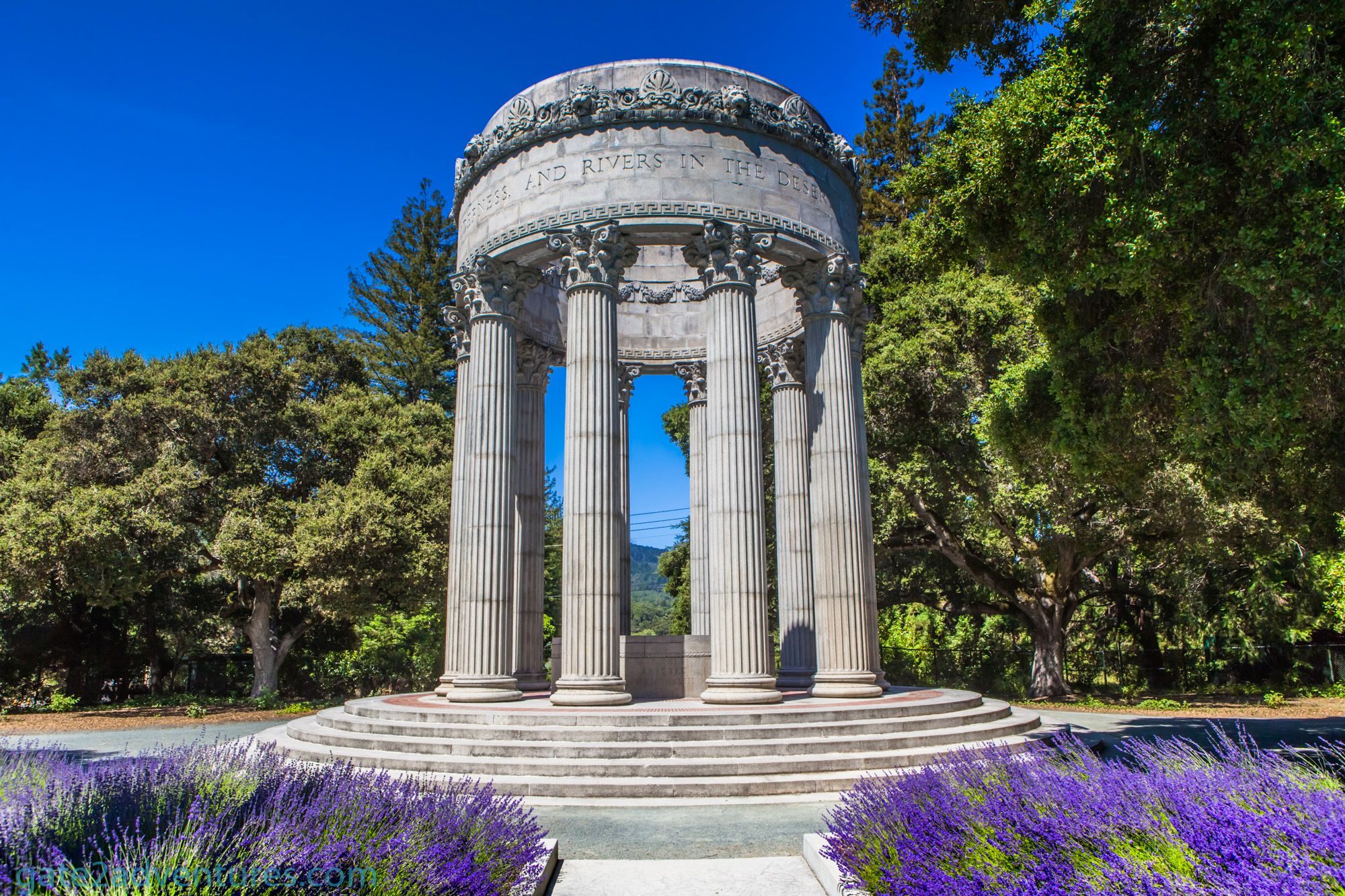 Photo of the Week: Pulgas Water Temple