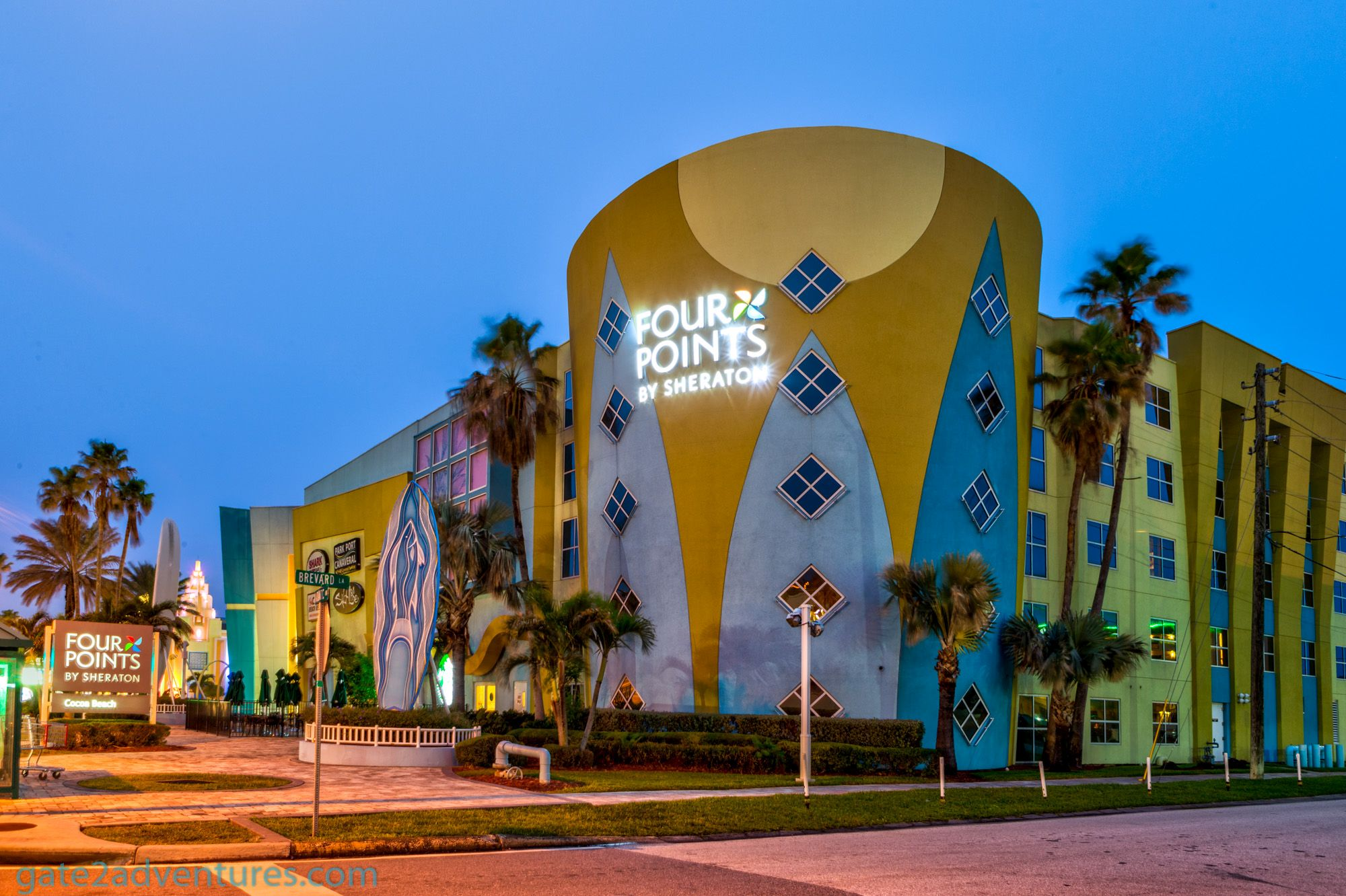 Hotel Review: SPG Four Points by Sheraton Cocoa Beach
