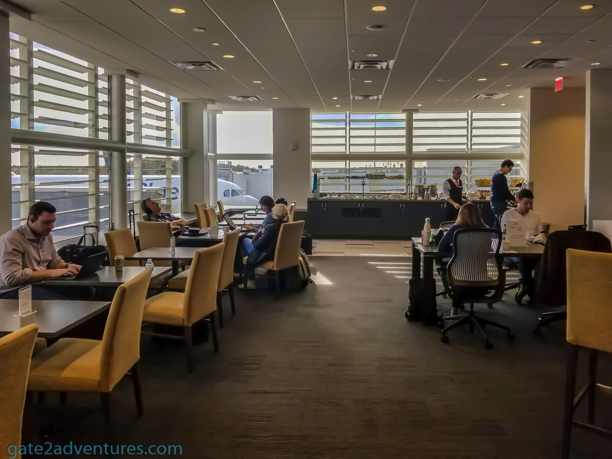 The Club Orlando International Airport (MCO) Terminal B