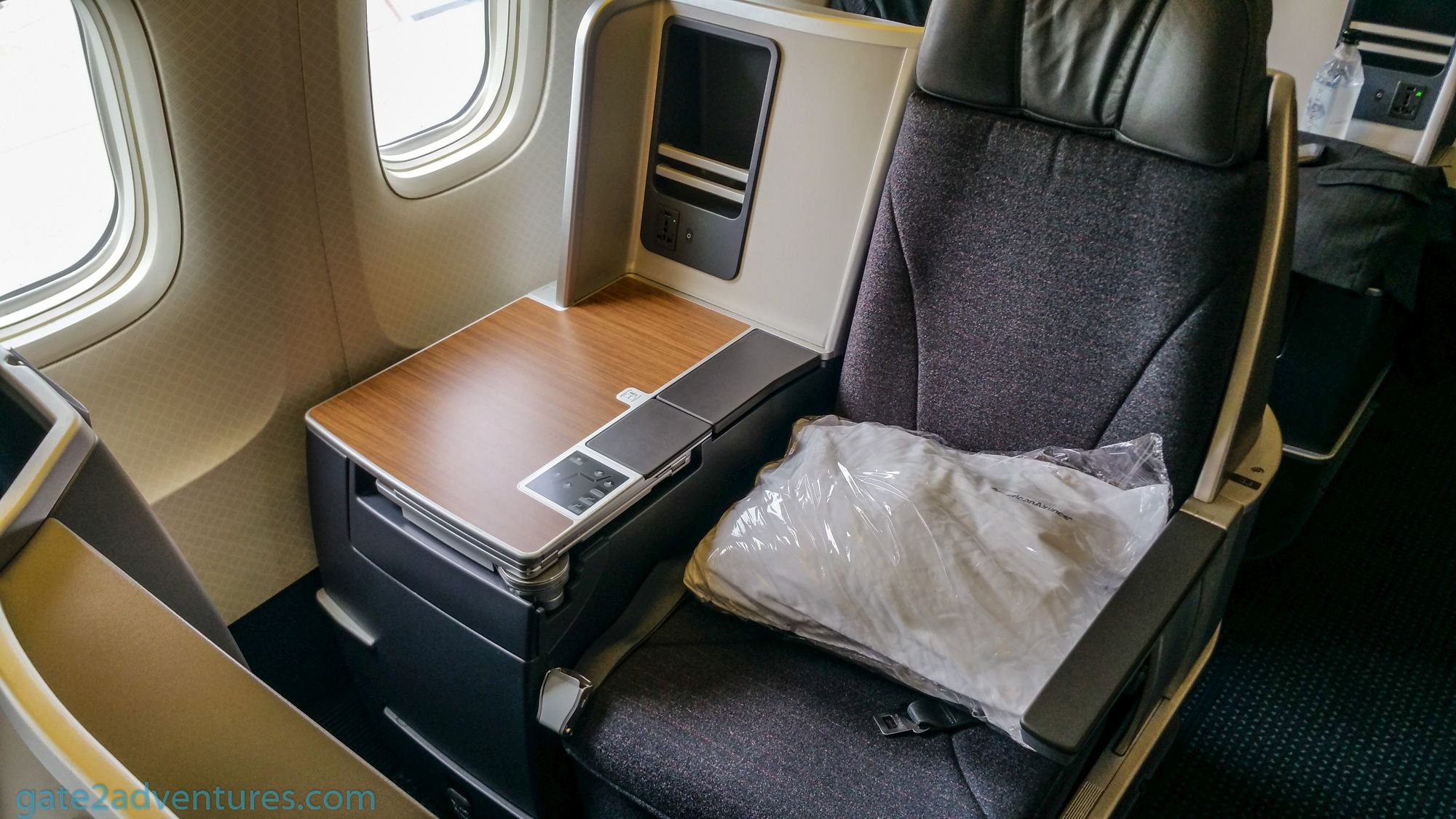 Flight Review: American Airlines Business Class – Boeing 767-300 New York (JFK) to Zurich, Switzerland (ZRH)