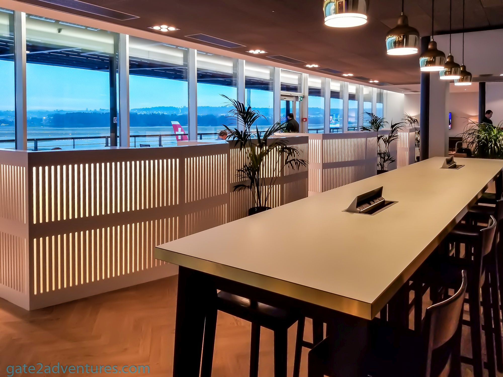 Lounge Review: Aspire Lounge Concourse E – Zurich International Airport (ZRH)