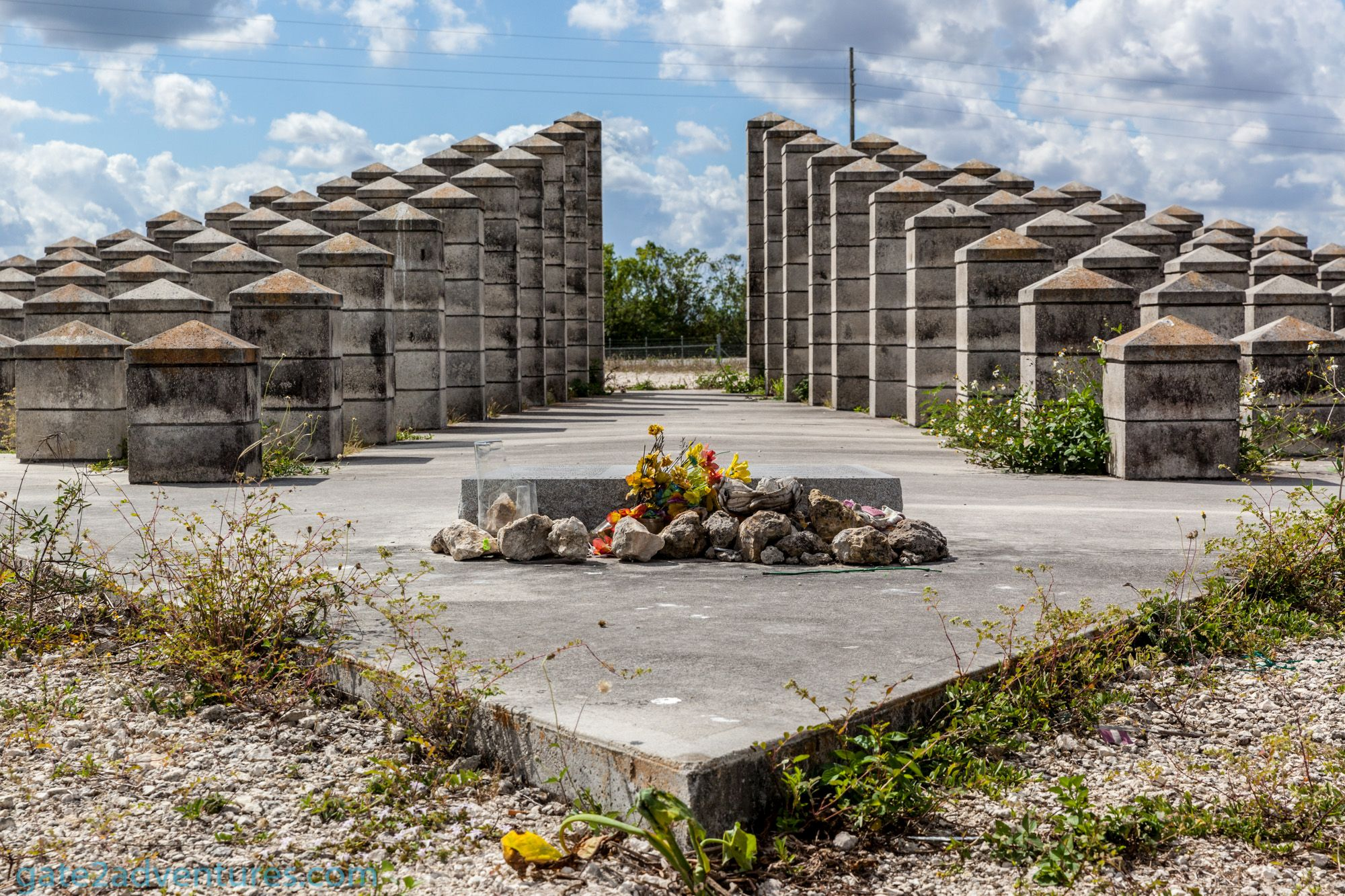 ValuJet Flight 592: Paying Respects at the Memorial